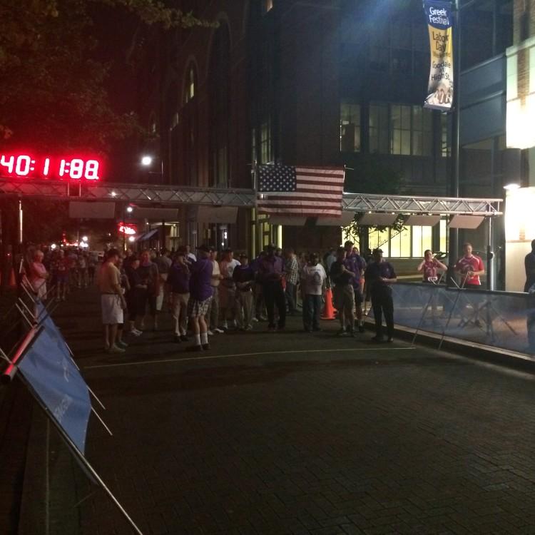 Purple Heart Run - Columbus