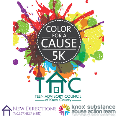 Color For A Cause 5k 1 Mile Run Walk